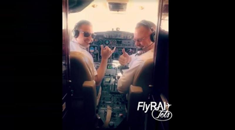 RAI Jets Pilots in action